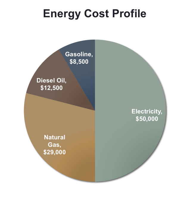 Sample Energy Cost Profile